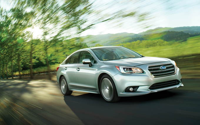 If The American Vehicle Market Was A Fairer Place Subaru Legacy Would Be In Thick Of Fight For Family Car S Crown