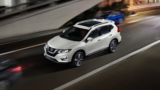 2017 nissan rogue deals prices incentives leases. Black Bedroom Furniture Sets. Home Design Ideas