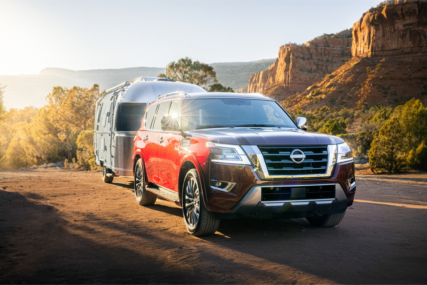 2021 nissan armada: preview, pricing, release date
