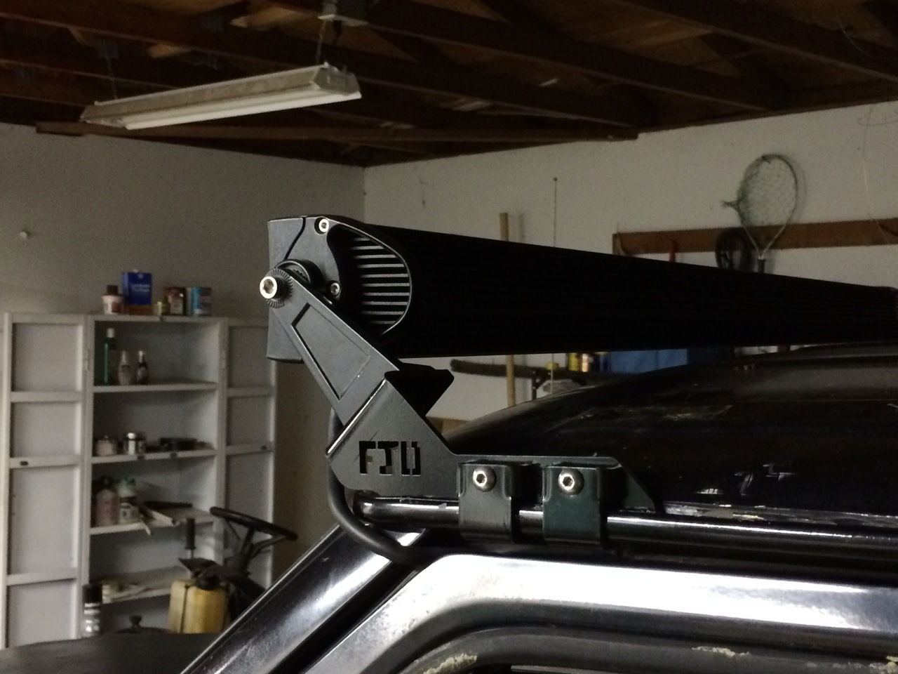 Jeep Grand Cherokee Zj 1993 1998 How To Mount And Wire Led