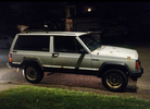 1985 Jeep Cherokee XJ 2.5L AMC CommandTrac. My first and only Jeep :)