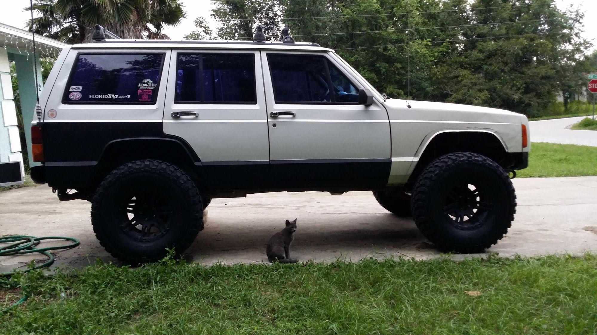 XJ Lift Tire Setup thread Page 66 Jeep Cherokee Forum