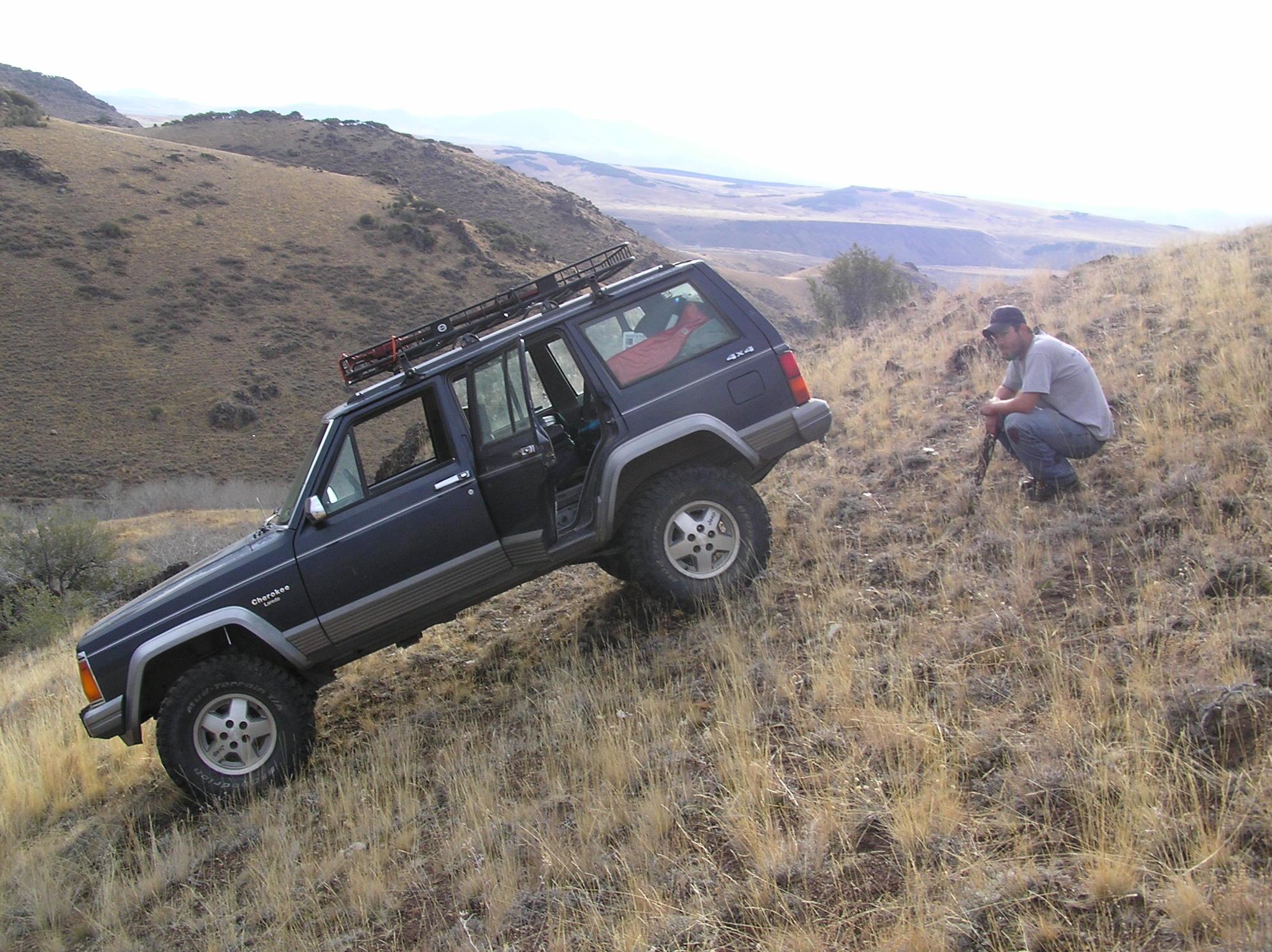FS [PacSoWest]: 92 Laredo - Jeep Cherokee Forum
