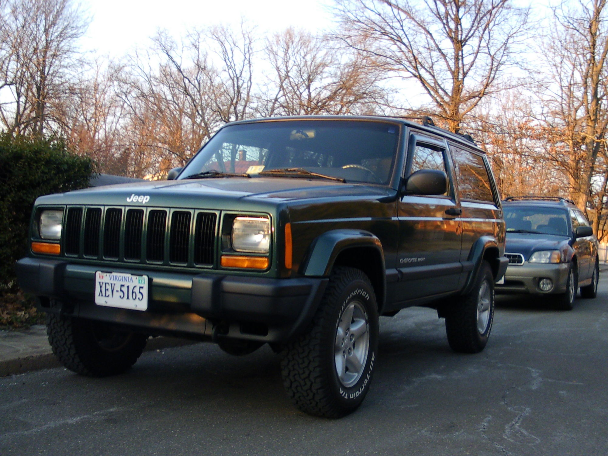 1 stock lift xj with 30s jeep cherokee forum. Black Bedroom Furniture Sets. Home Design Ideas
