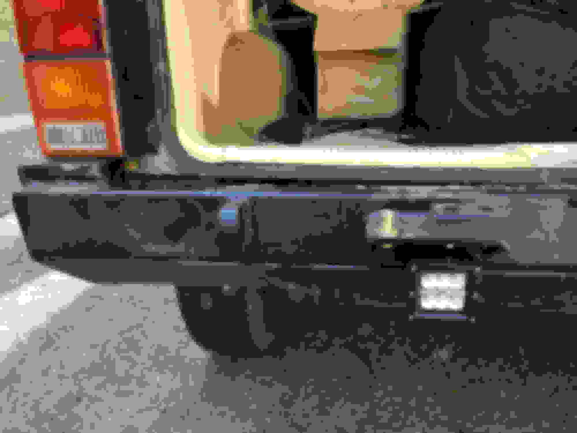1996 Jeep Lighting System
