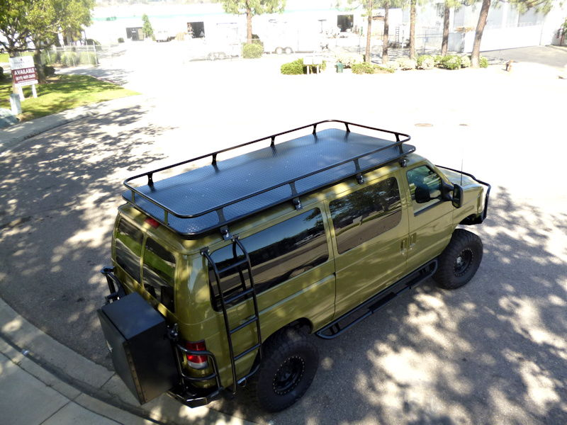 A different kind of roof rack hopefully jeep cherokee forum roof rack sciox Gallery