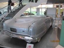 Thunderbolt concept car