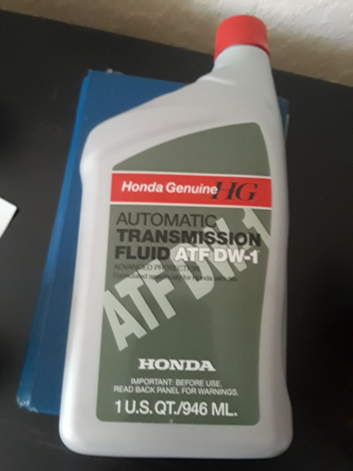 USE ONLY HONDA ATF. MESS AROUND WITH ANY OTHER BS AND YOU WILL BE SORRY.  $10 A QUART ON AMAZON.