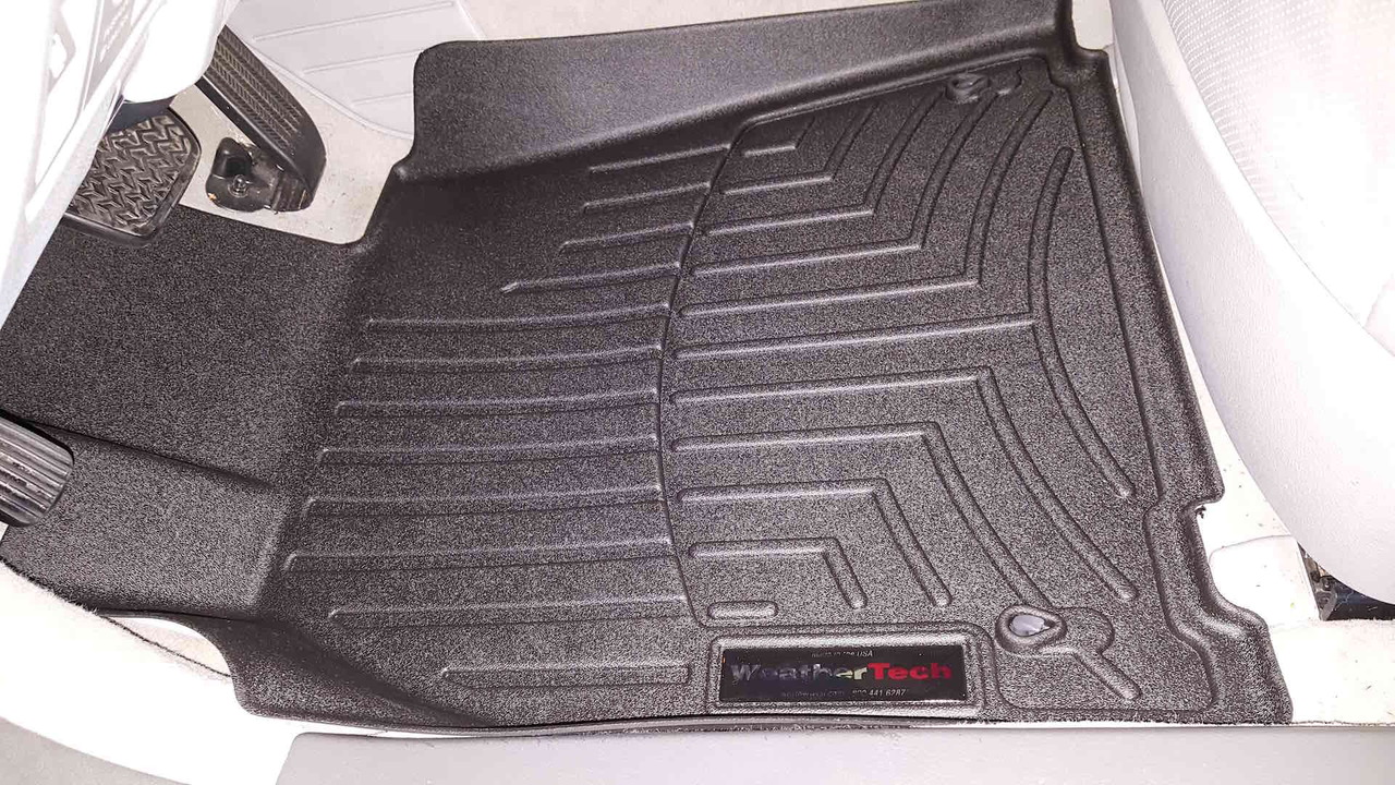 Weathertech floor mats lexus rx 330 -  I Have Not Trimmed The Rear Mats Yet In The Photo Below