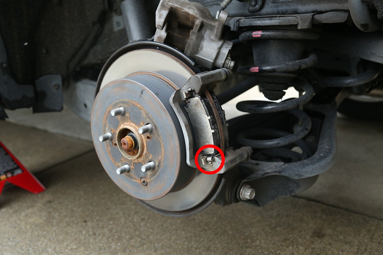 2010 Rx350 Brake Change W Photos Clublexus Lexus Forum Discussion
