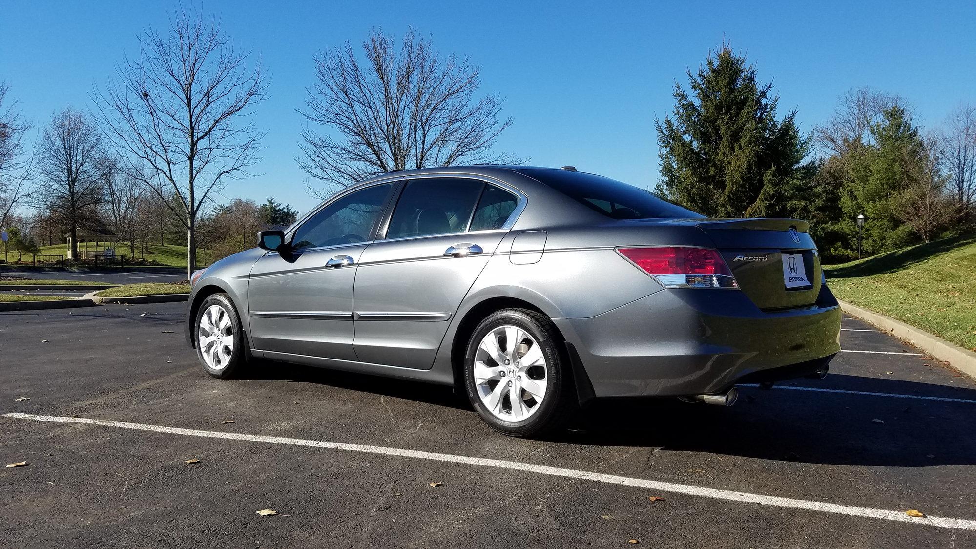 OH For Sale in Dayton, Ohio: 2008 Honda Accord EX-L V6 ...