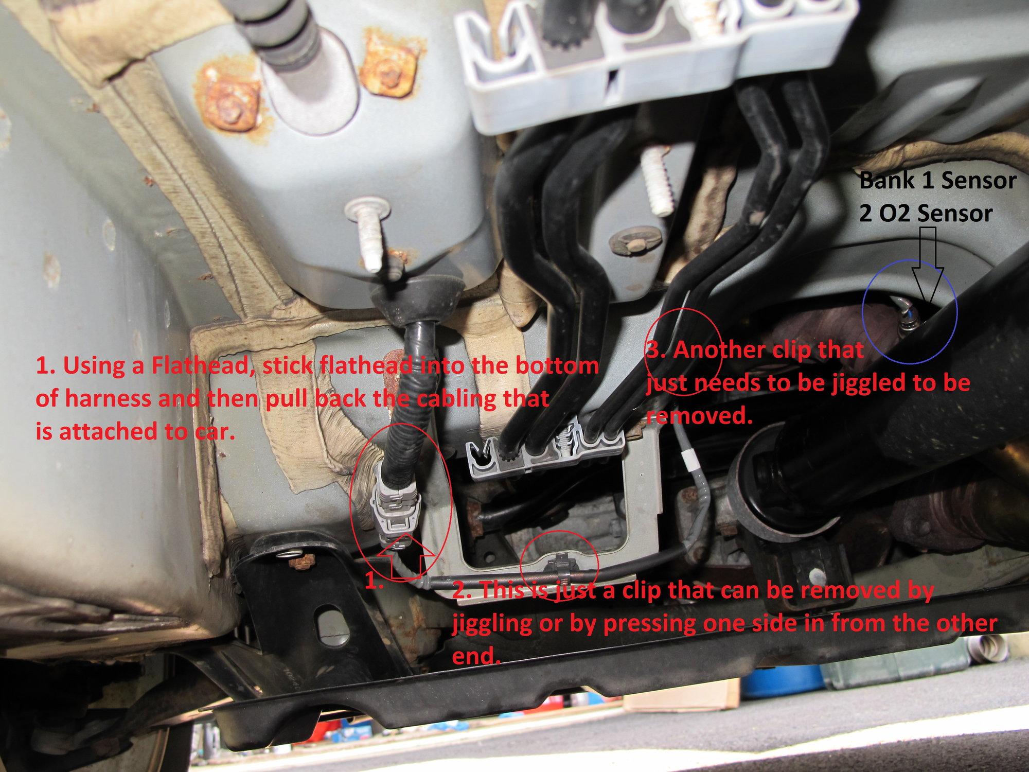 DIY O2 Sensor Replacement - ClubLexus - Lexus Forum Discussion