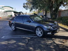 My Lexus LS460L