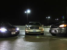 Friends and Their Cars...