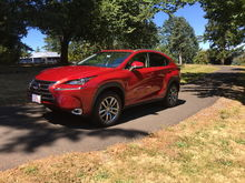 2016 Lexus NX200