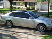 Garage - GS 300