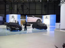 Lexus at the 2012 Geneva Motor Show