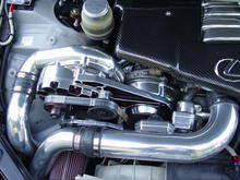 Vortech 6 lbs Boost, 398 rwHP