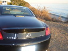 My SC430 Lexus Roadster