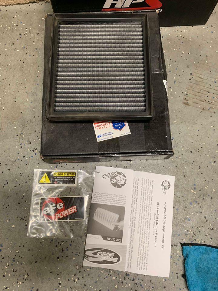 AFE Pro Dry S Filter