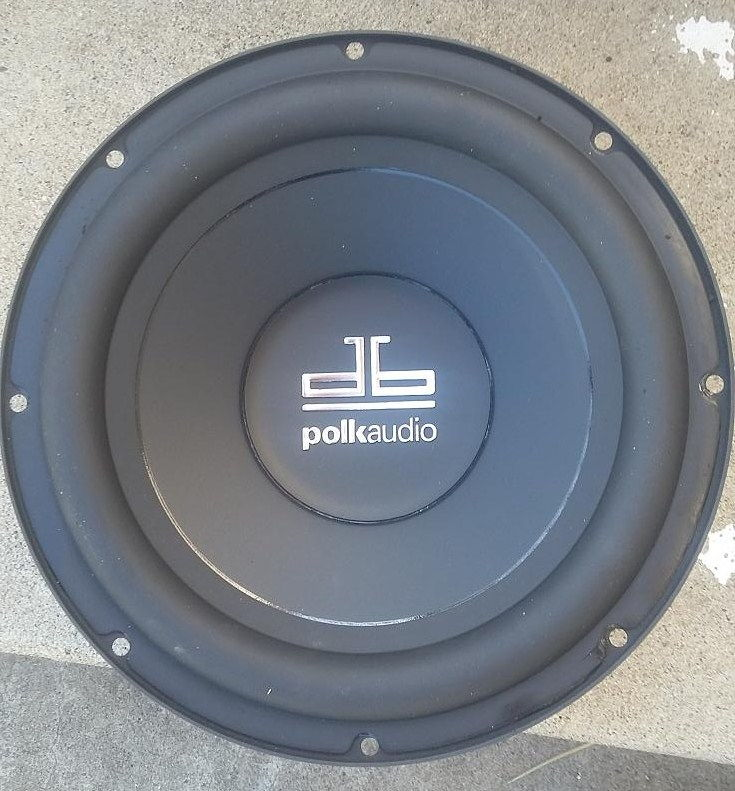 Mark Levinson sub replacement with aftermarket sub (Detailed pics ...