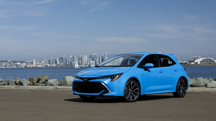 2019 Toyota Corolla Hatchback recalled to replace the CVT