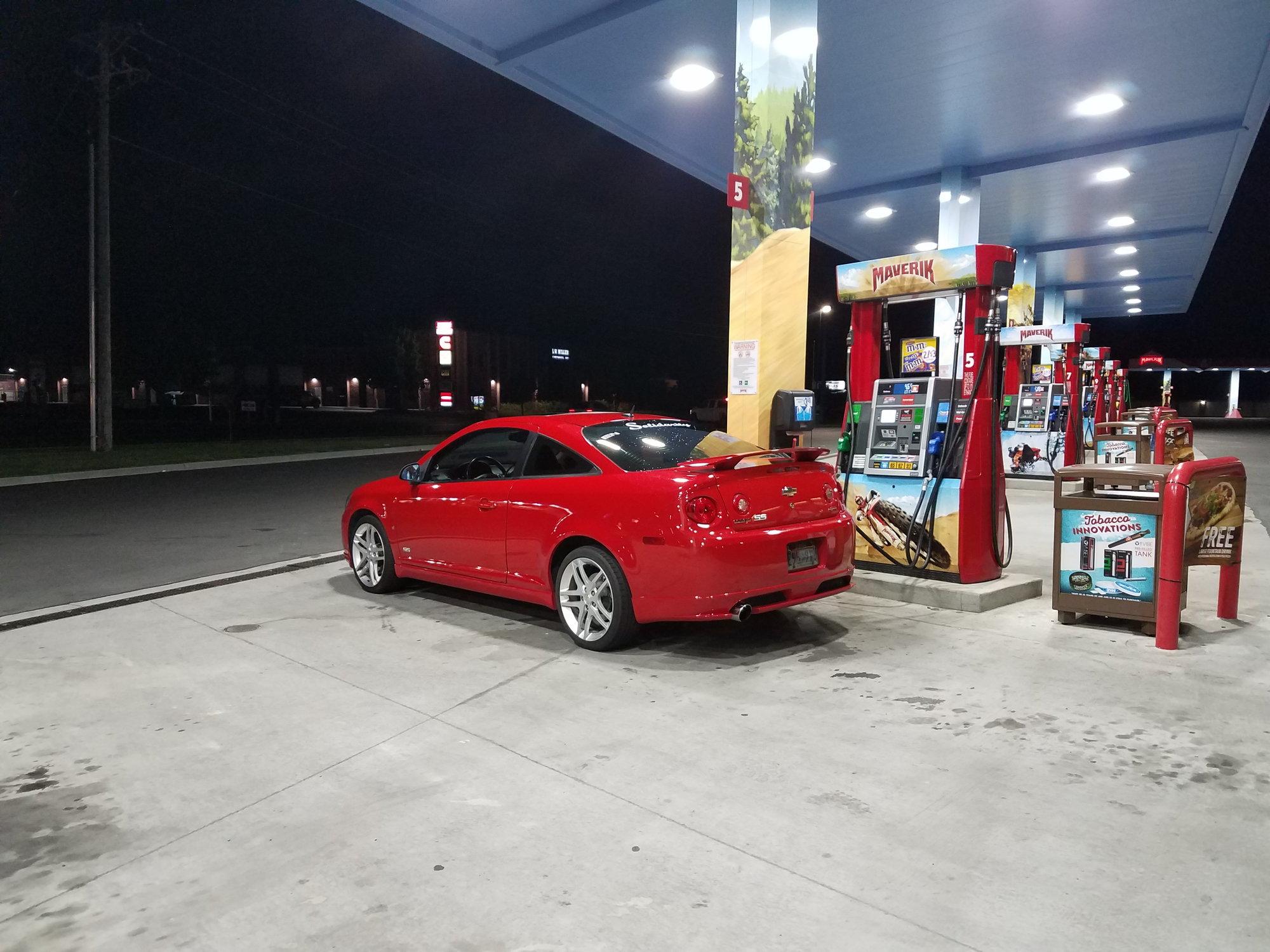 2008 Chevy Cobalt Ss Tc