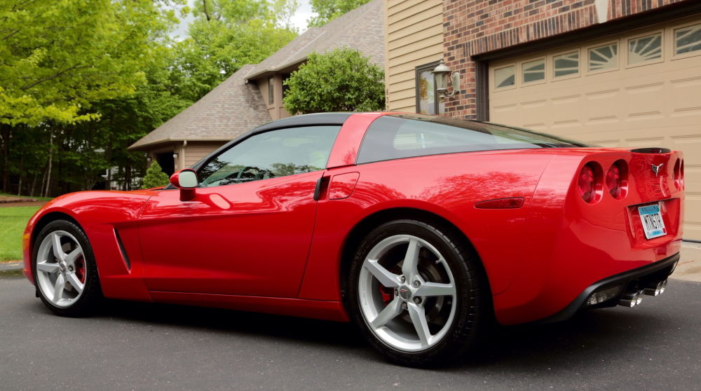 C7 Wheels On A C6 Yay Or Nay Page 2 Corvetteforum