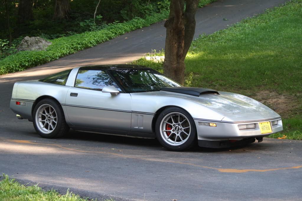 Post Your C4 Hood Scoops CorvetteForum Chevrolet