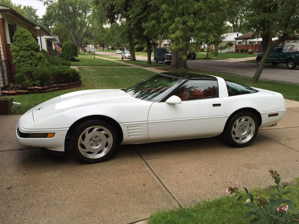 C4 Corvettes 1984 1996 Corvettes For Sale Used Corvettes