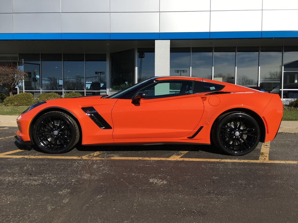 Jeff Schmitt Auto Group >> 2019 Corvette Z06 - Sebring Orange, M7, 2LZ, Comp Seats, Visible Carbon Fiber, etc ...