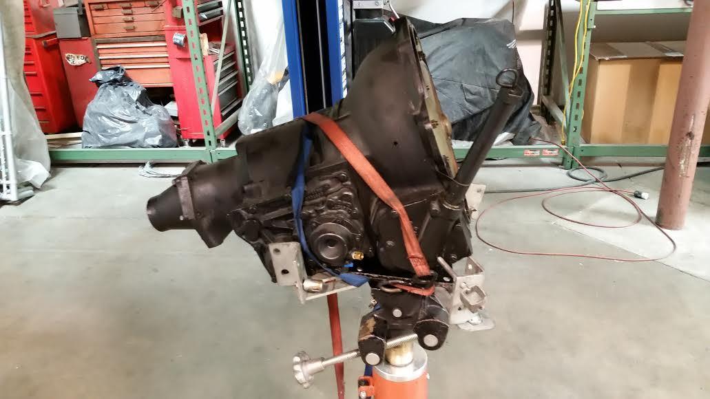 56 Cast iron powerglide - CorvetteForum - Chevrolet Corvette