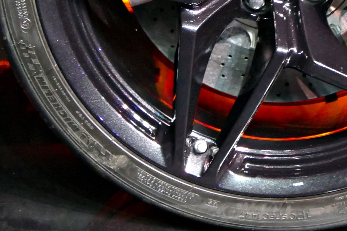 Carbon Flash New Wheel Option For Zr1 Only
