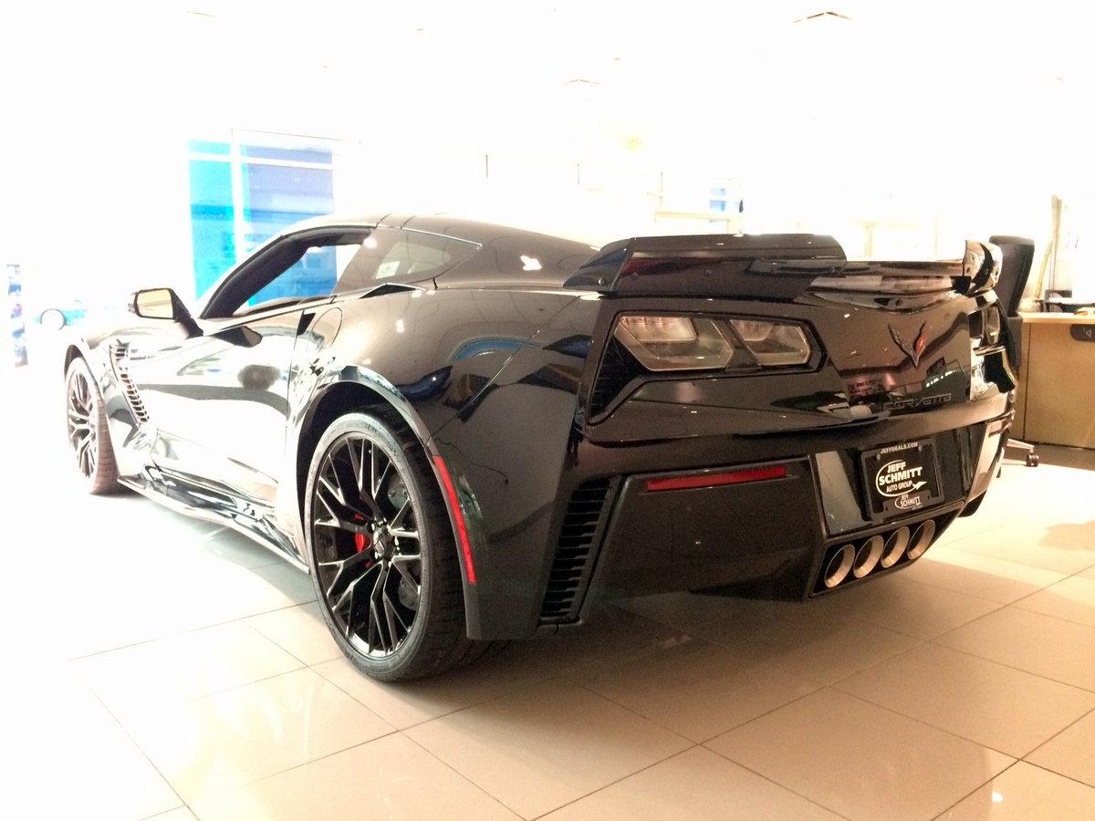 Jeff Schmitt Auto Group >> 2017 Corvette Z06 - Black/Black, 7 Speed, 2LZ, PDR w/ Nav - CALL 937-207-0117 - CorvetteForum ...