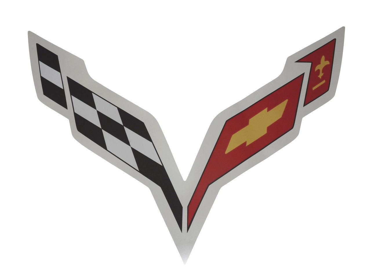 C7 Corvette Vinyl Hood Liner Pad Decal at RPI Designs ...