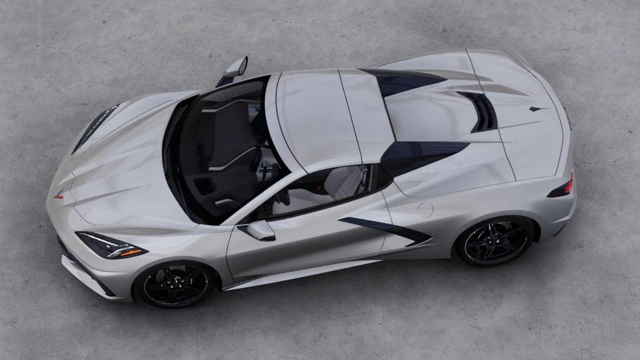 Three Convertible Top Color Options For 2020 C8 Corvette