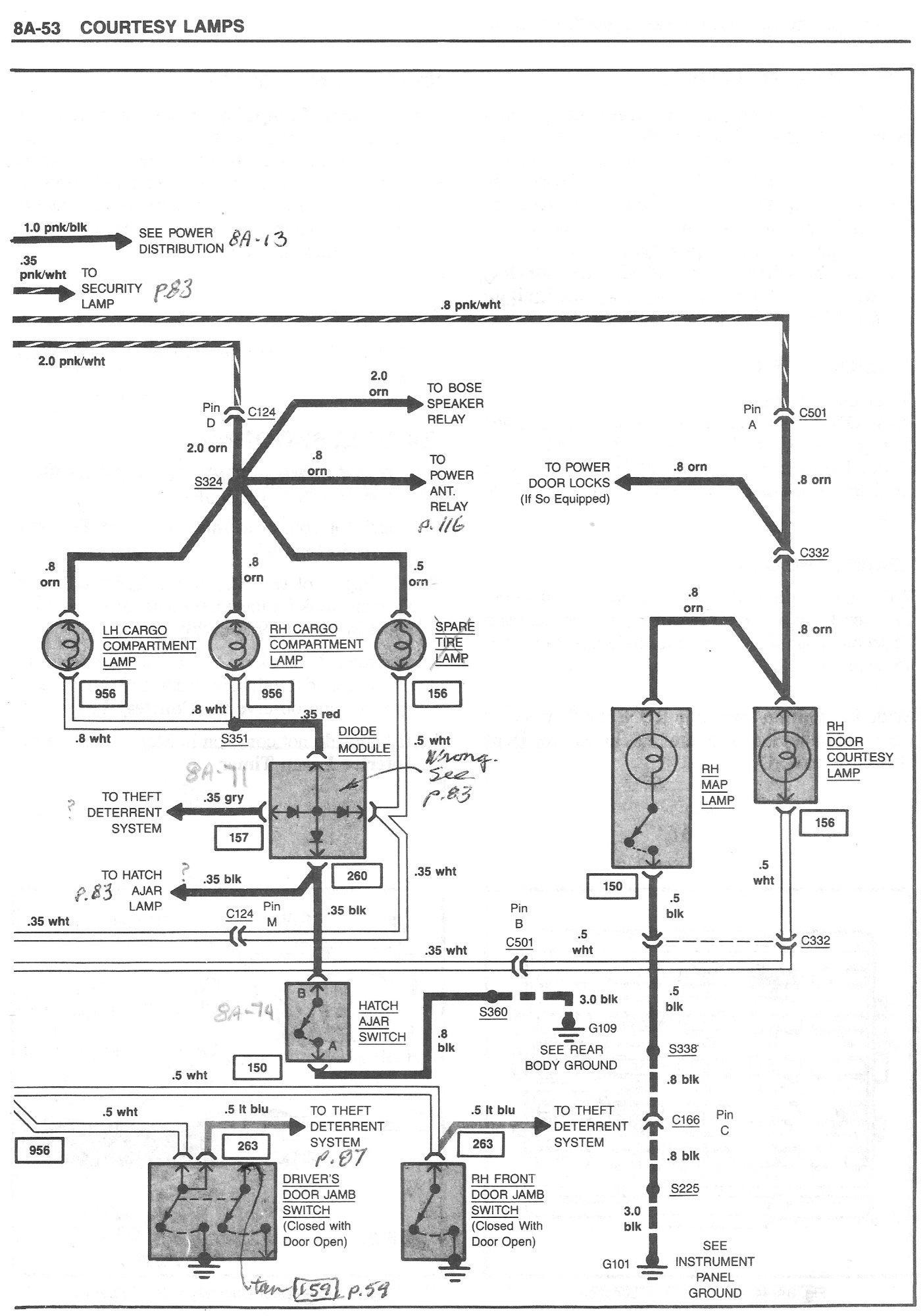 Interior Light Delay Module    Relay Fix   85-87