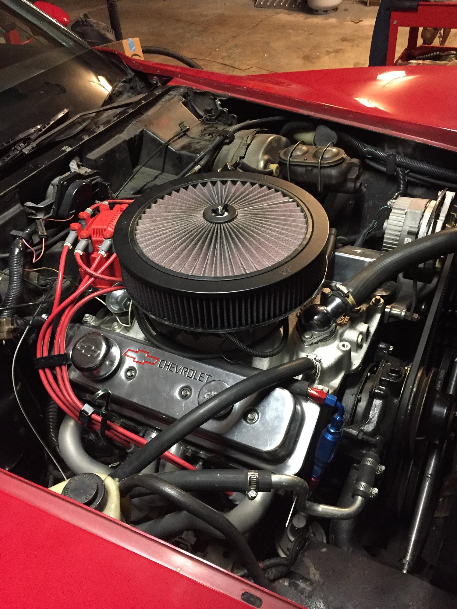 Top End Kit- Fit under 1980 Hood - CorvetteForum - Chevrolet