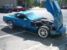 Garage - The Blue Beast