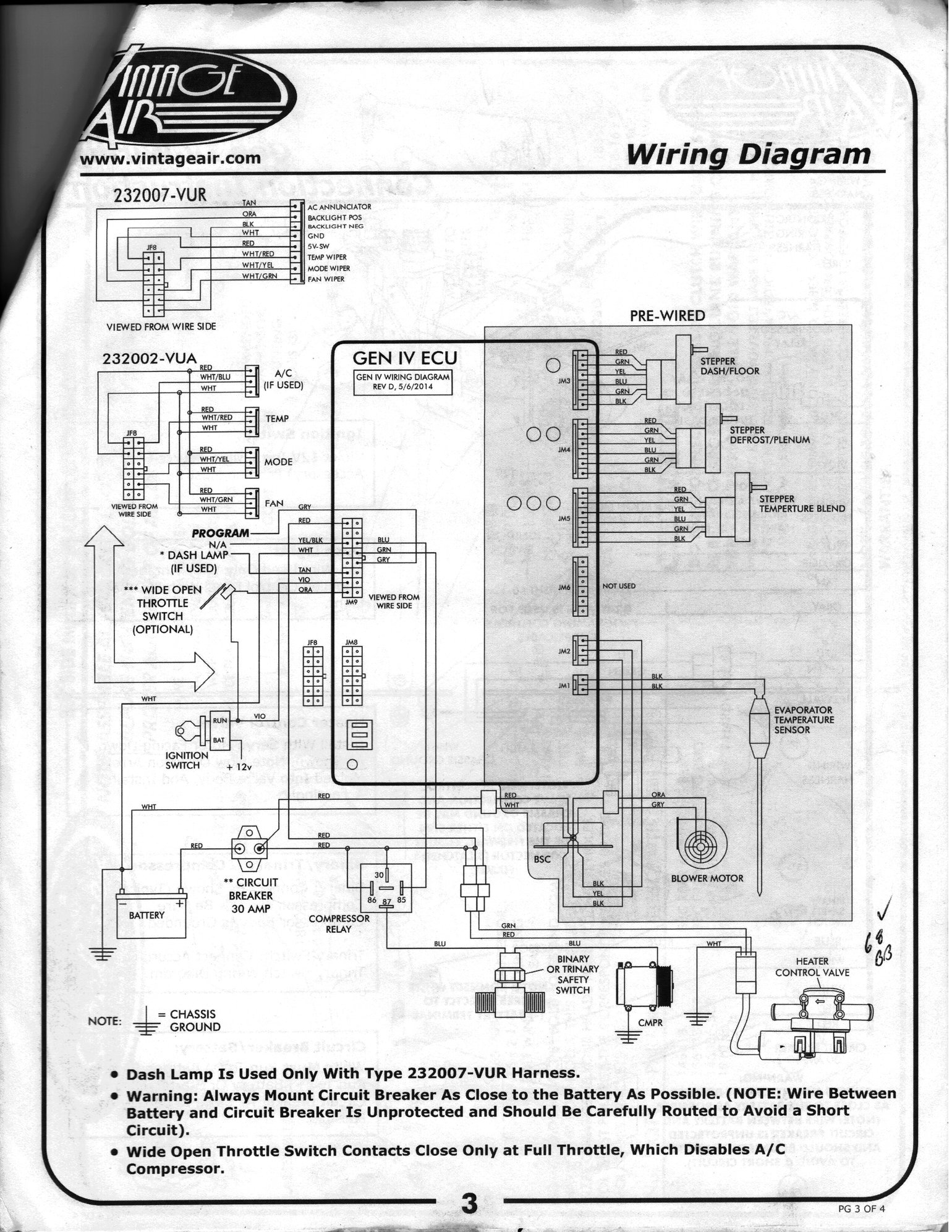 Vintage Air Gen 2 Wiring Diagram from cimg0.ibsrv.net