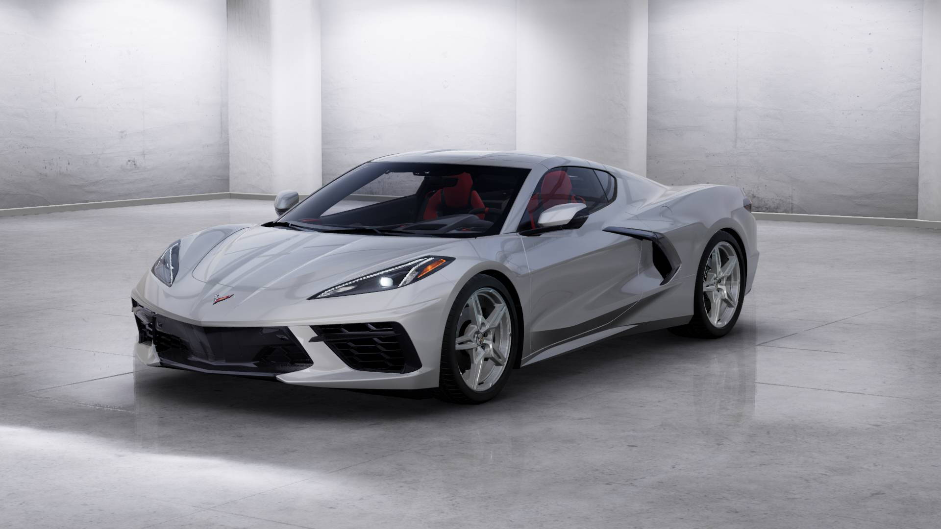 All New 2020 C8 Corvette 12 Colors First Look Thought
