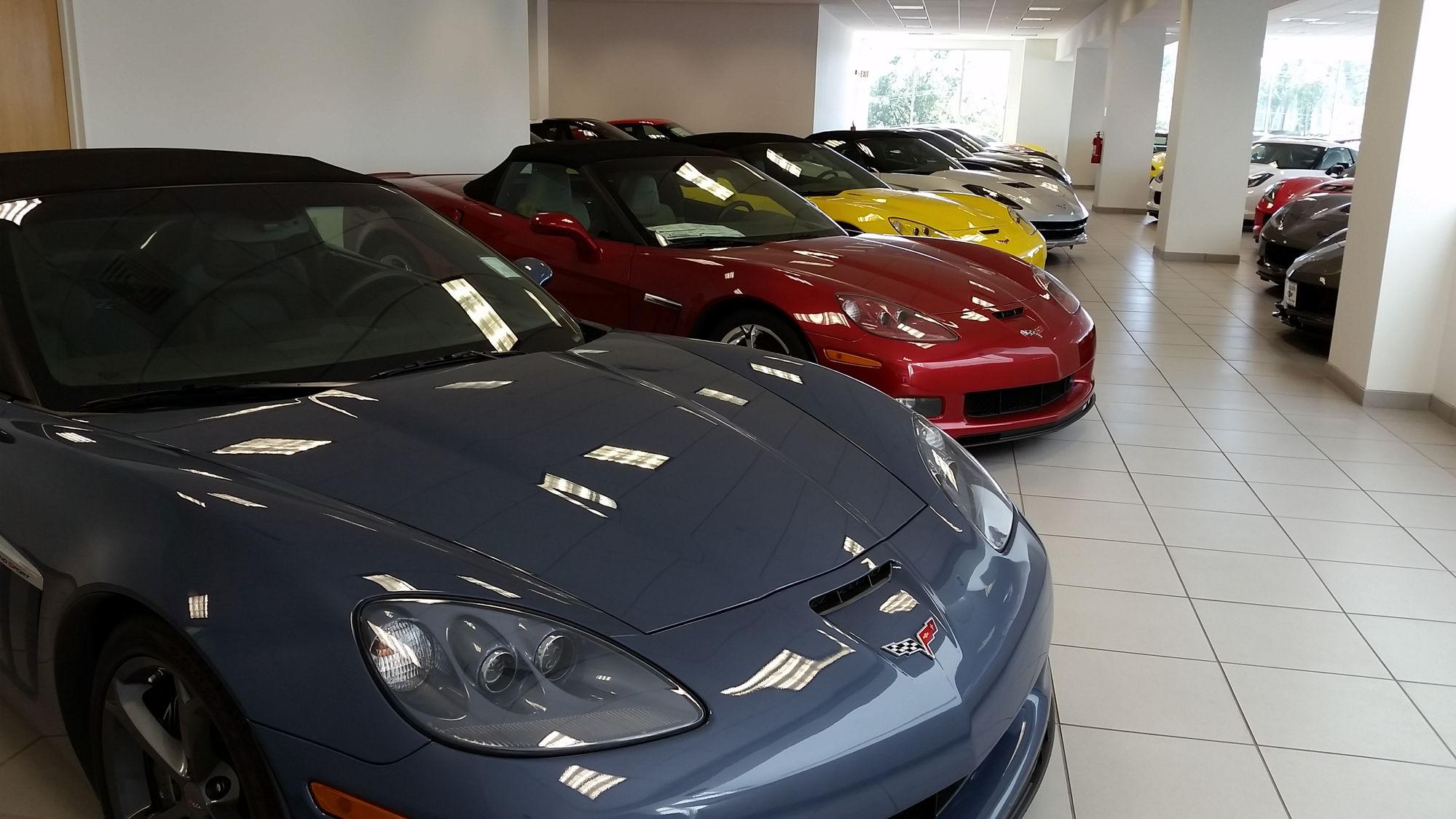 Karl Kustom Corvettes For Sale Upcomingcarshq Com