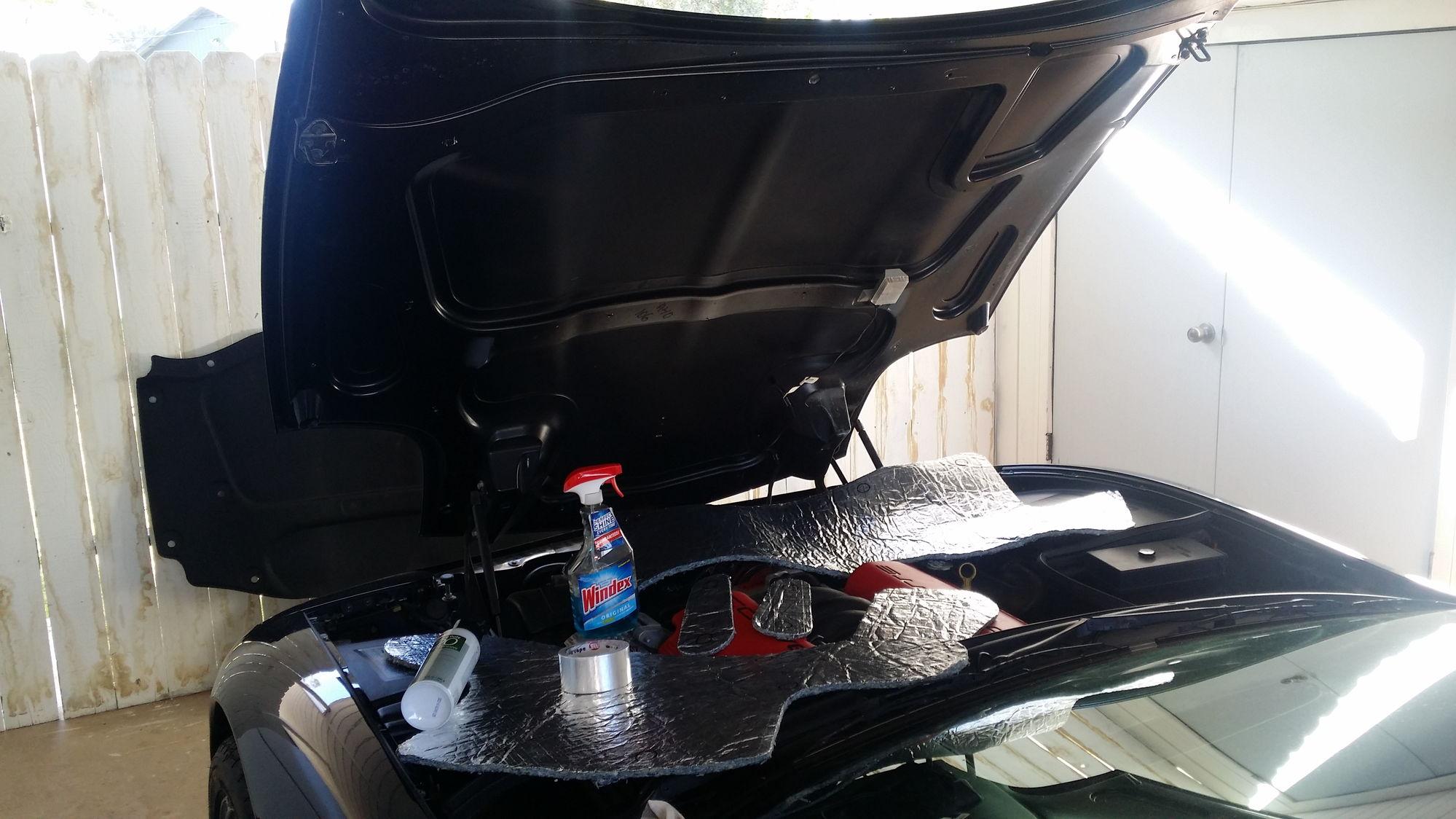 Chevrolet Greenville Sc >> C5 hood insulation - CorvetteForum - Chevrolet Corvette ...