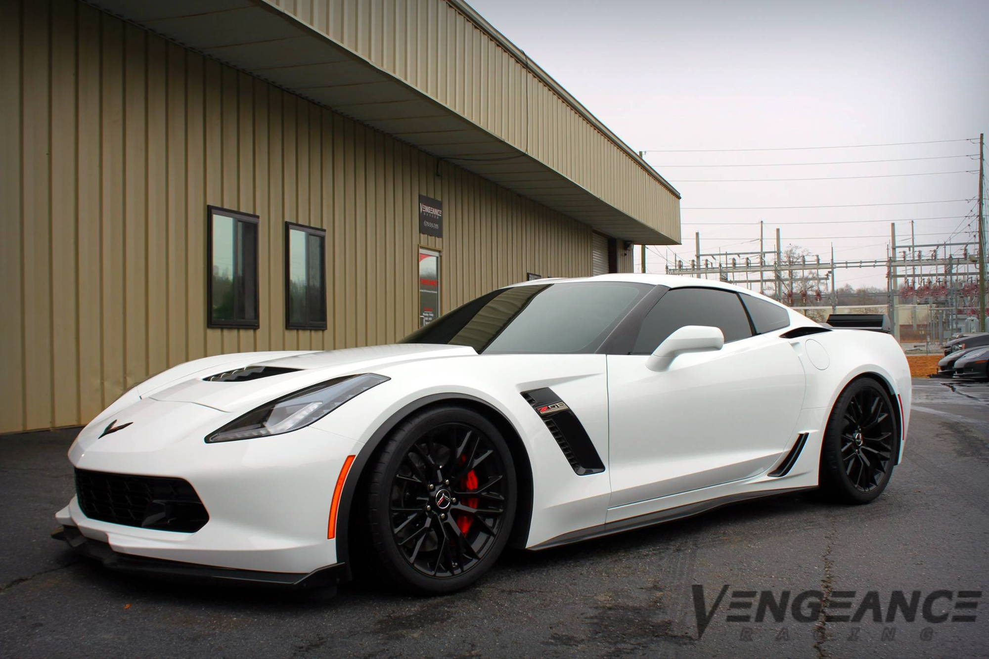 vengeance racing c7 z06 puts down 660 rwhp 660 rwtq. Black Bedroom Furniture Sets. Home Design Ideas
