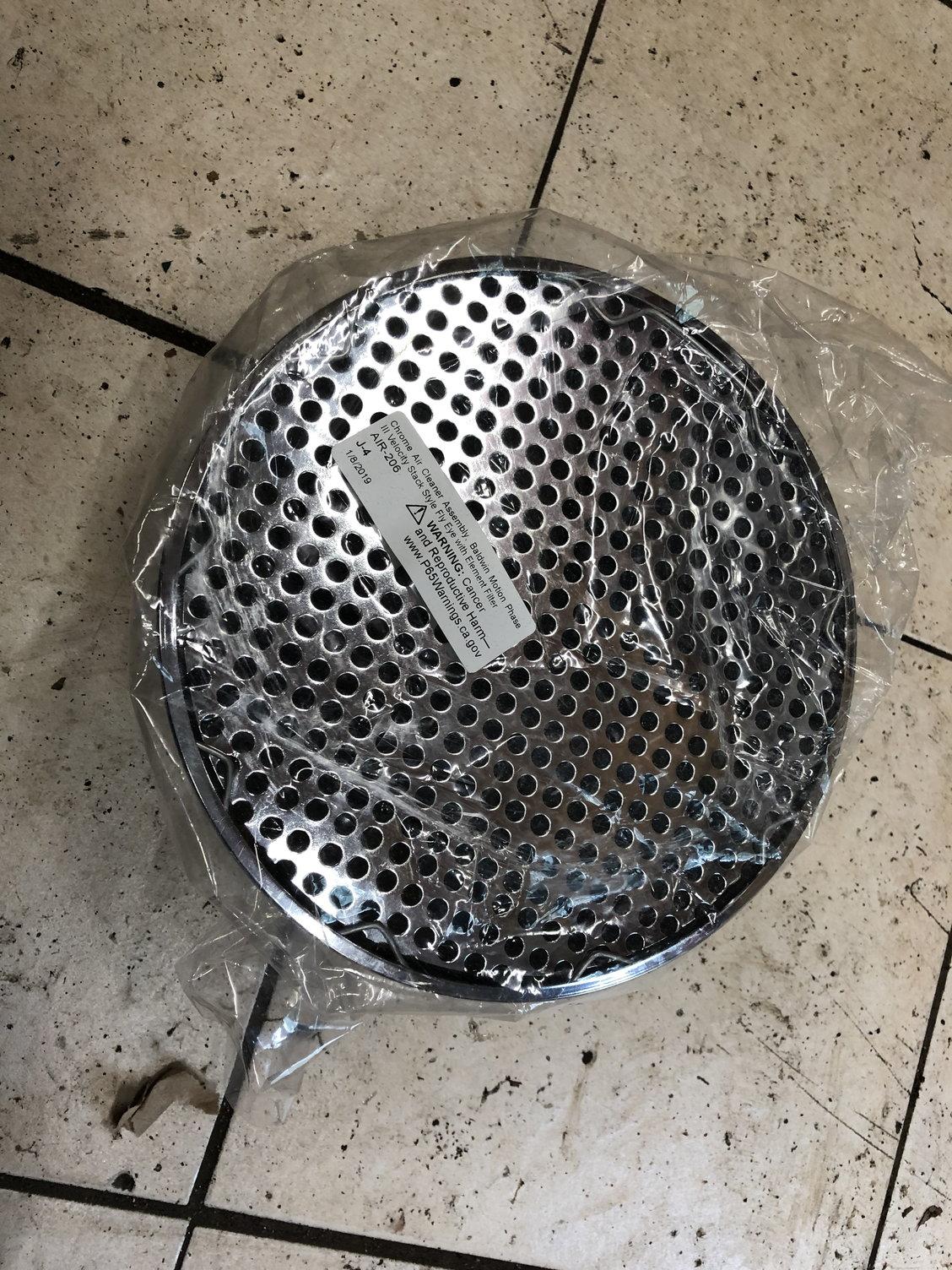 FS (For Sale) Velocity Stack air cleaner - CorvetteForum