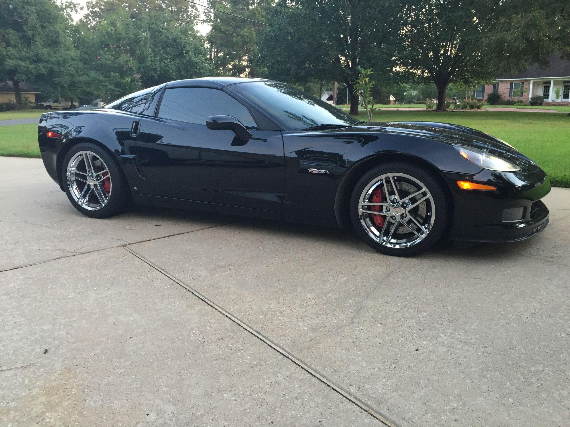 Fs Or Trade 2006 Corvette Z06 Blk Ebony Unmolested And