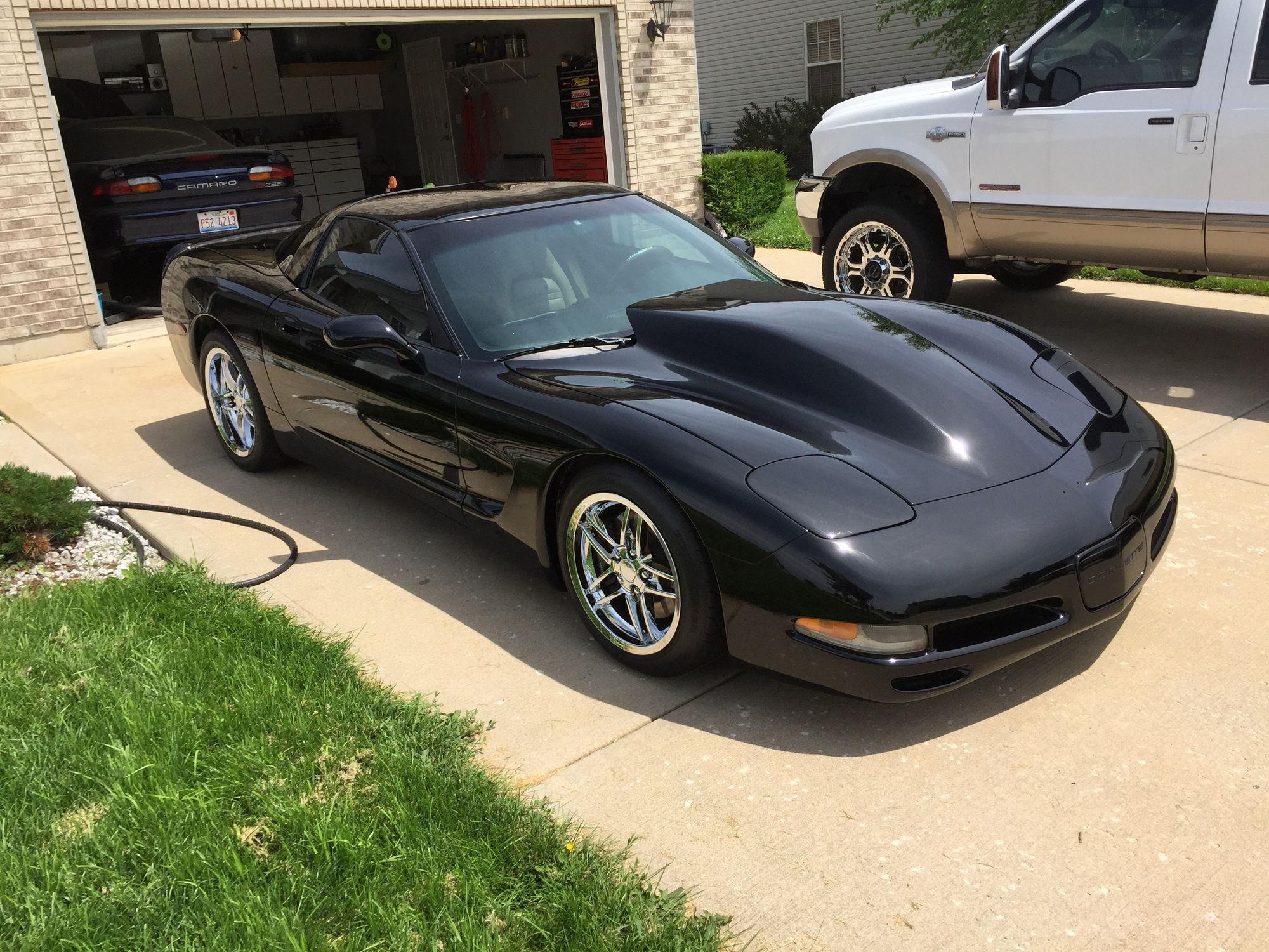 99 Built Targa Top Coupe Corvetteforum Chevrolet