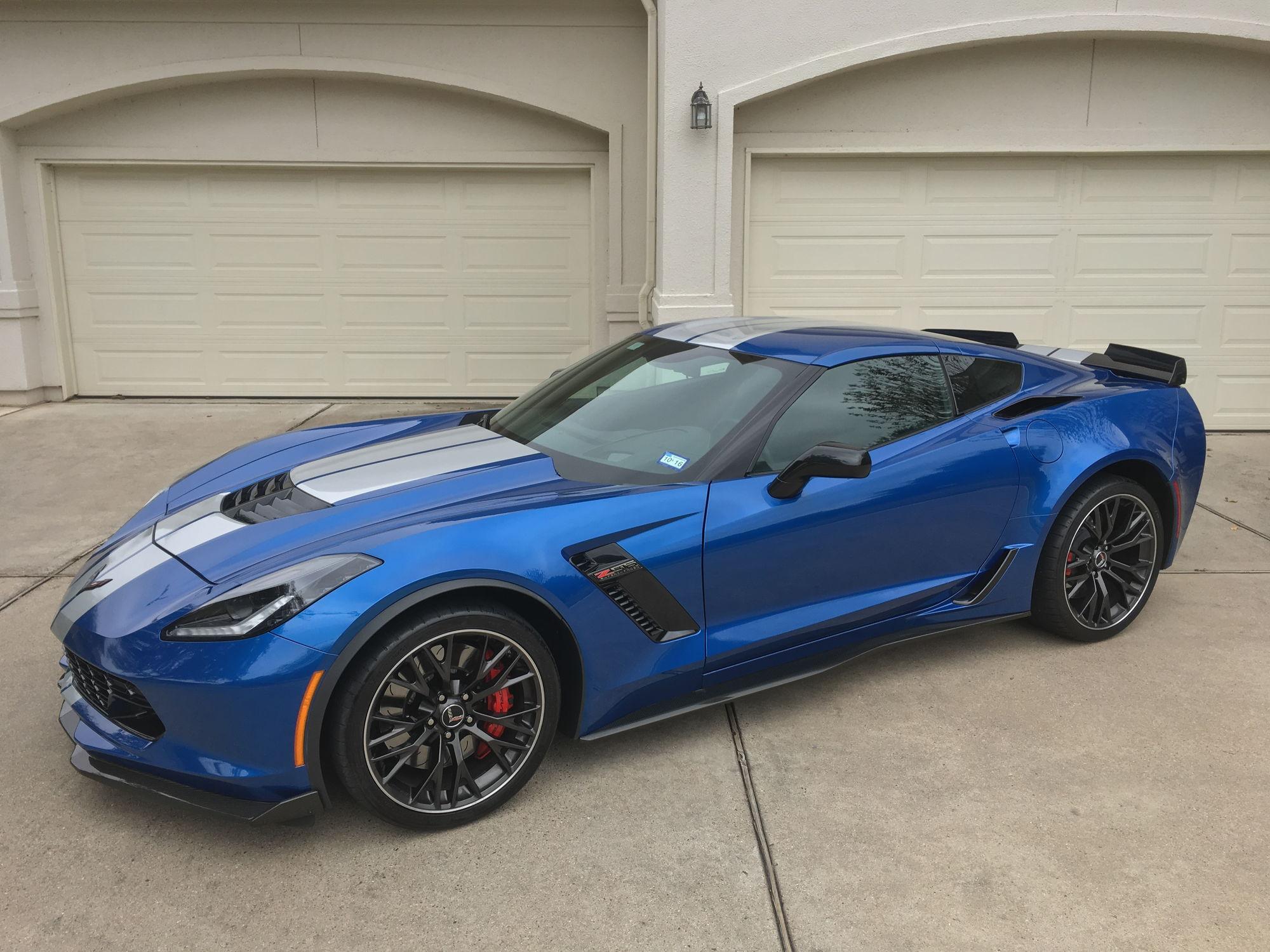 Corvettes For Sale Carmax >> 2015 Z06 A8 1LZ Blue 5700mi $75,000 - CorvetteForum - Chevrolet Corvette Forum Discussion
