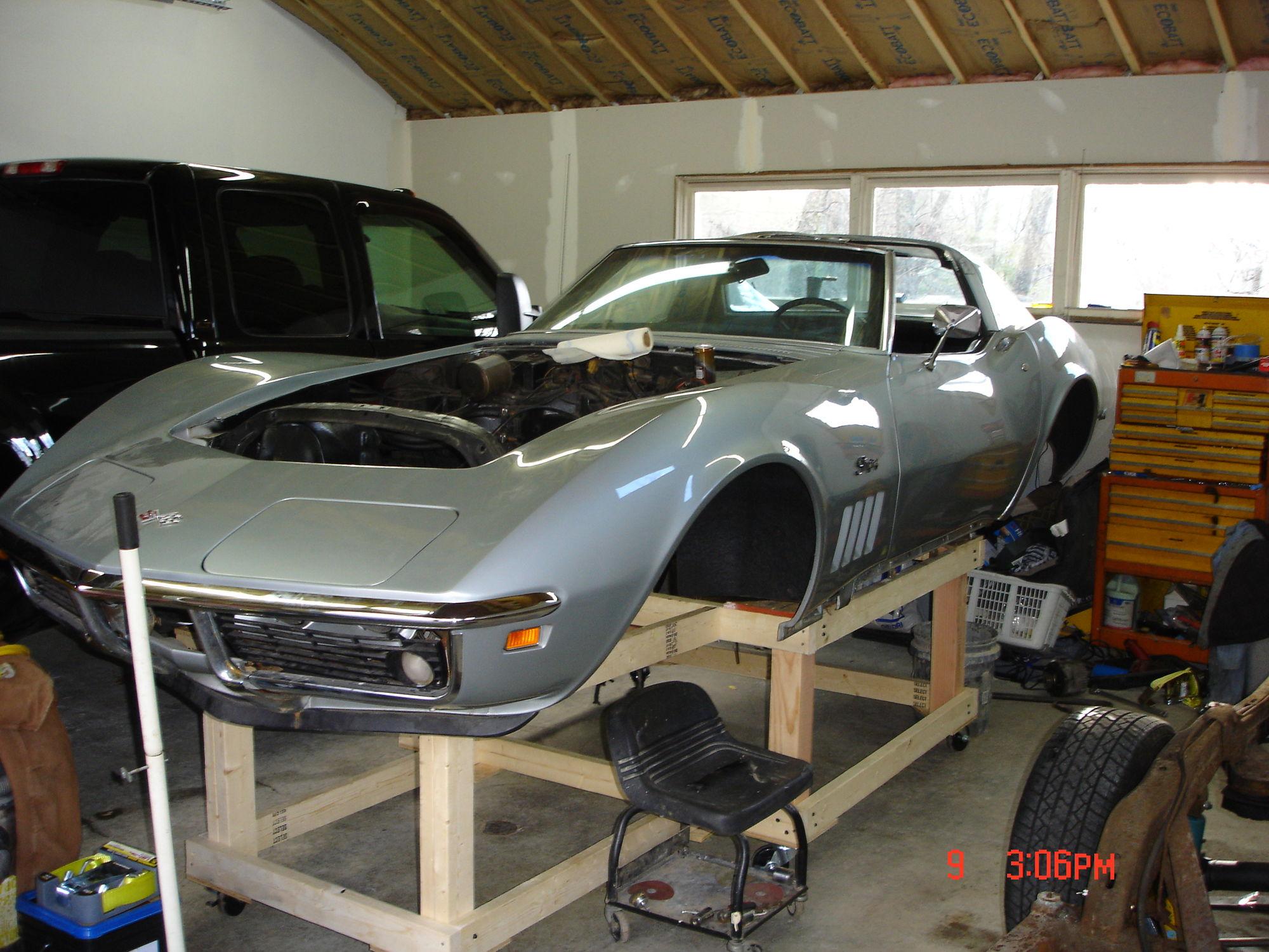 New Smyrna Chevrolet >> Chazde3's '68 Vette Project - Page 10 - CorvetteForum - Chevrolet Corvette Forum Discussion