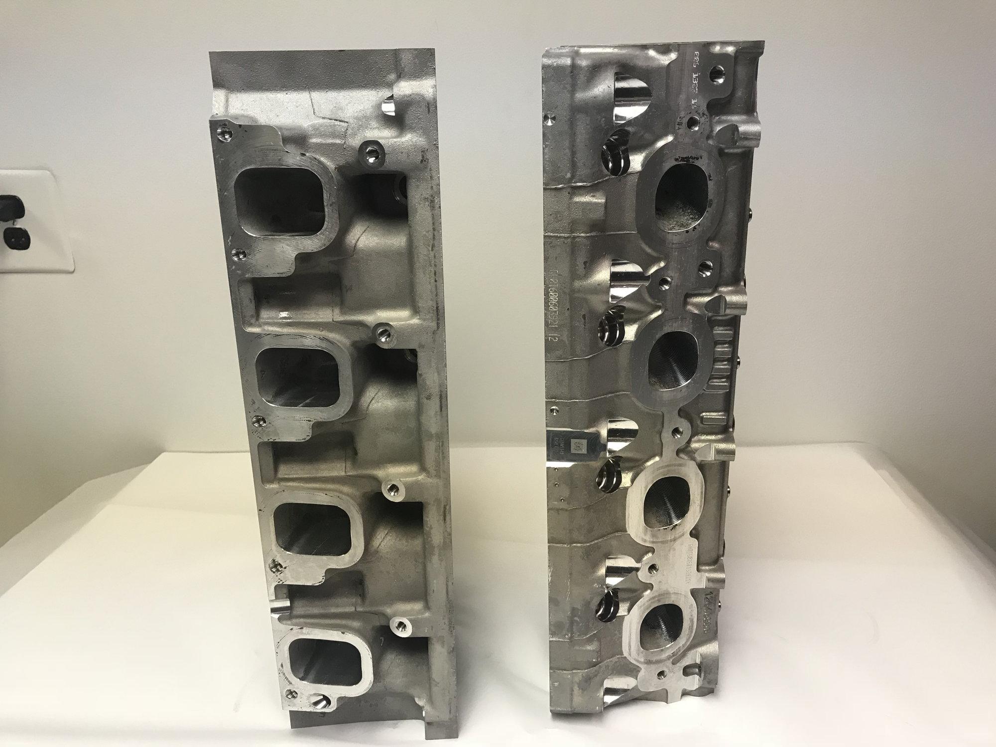FS (For Sale) Katech CNC ported LT4 heads, complete - CorvetteForum